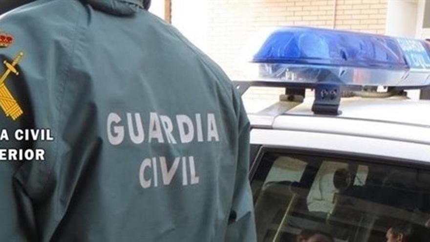 Localizan tras una persecución el coche del sospechoso de rociar con ácido a su exnovia y a otra joven en Cártama