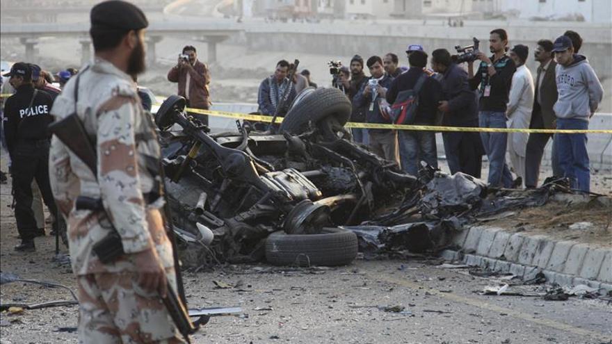 Casi 18.000 muertos por actos terroristas en 2013, según un informe