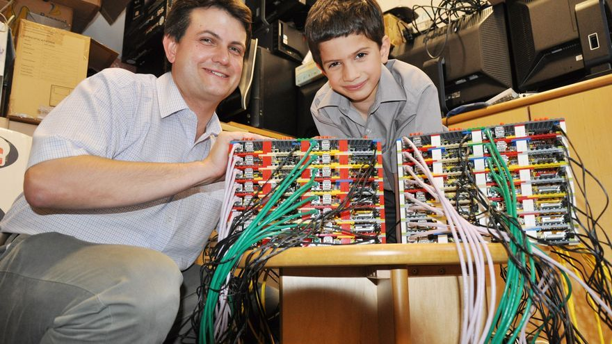 Iridis-Pi, supercomputador realizado con Raspberry Pi en la Universidad de Southampton