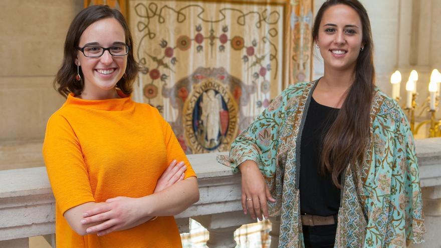 Laura Venzal y Loreto Garrido, nuevas delegada y subdelegada de la Universidad de Navarra