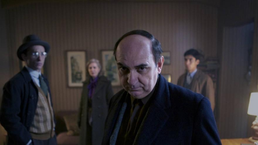Luis Gnecco encarna a Neruda