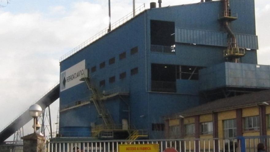 FerroAtlántica construirá una nueva fábrica en Arteixo (A Coruña) con la que creará 90 empleos