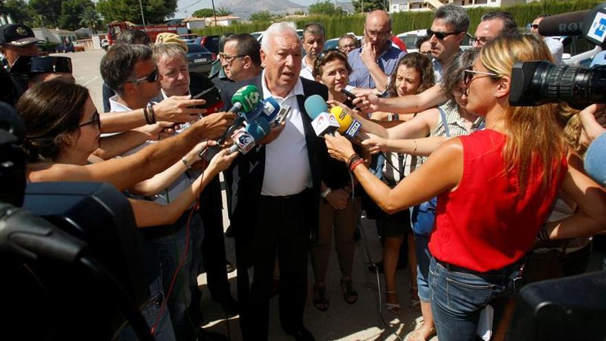 Margallo: Afluencia en Diada siempre será excesiva si es para romper España