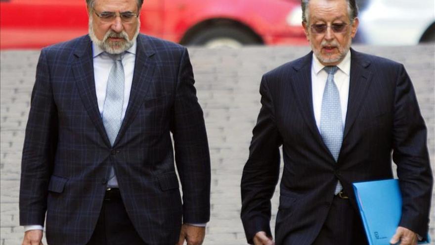 Alfonso Grau llega a los juzgados para declarar como imputado en el caso Nóos