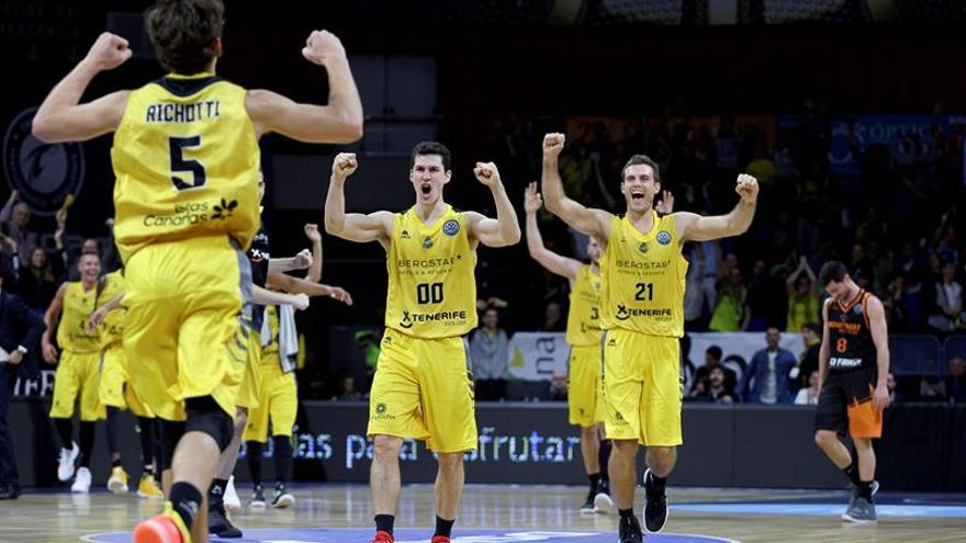 El Iberostar arrollá al Promitheas Patras y está en cuartos de final (79-57)