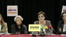 Todos contra Gallardón: las plataformas pro elección y los grupos antiabortistas rechazan la ley