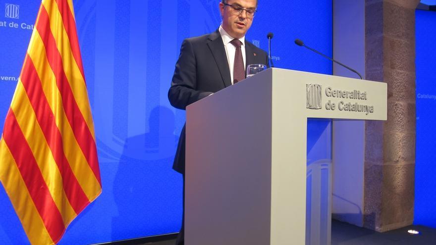 """Turull ve inimaginable la detención de Puigdemont y critica el """"ardor guerrero"""" de Maza"""