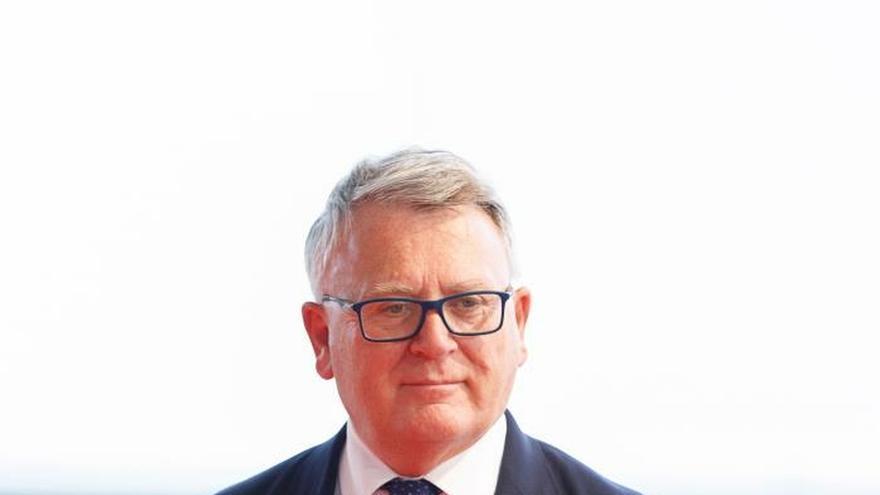 El comisario designado para Empleo en la próxima Comisión Europea, el luxemburgués Nicolas Schmit.