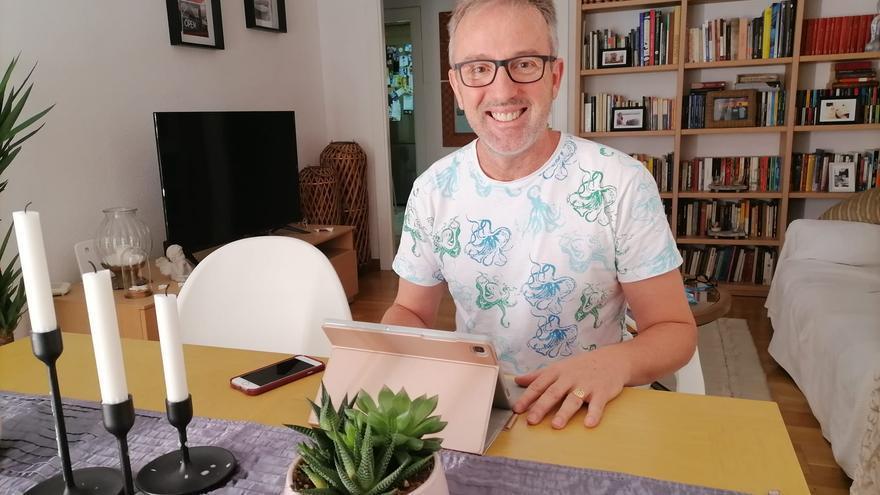 El periodista y sociólogo Paulino Ros