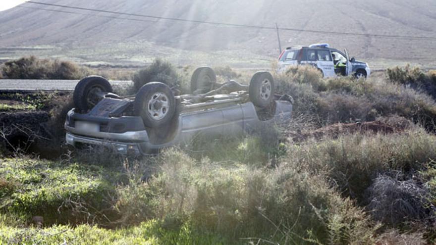 Del accidente #1