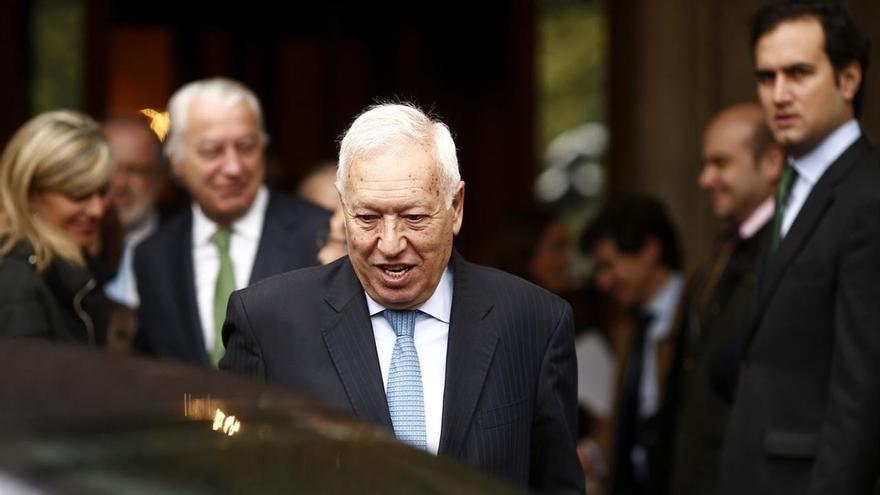 """Margallo confiesa que le gusta Rivera como socio de Gobierno y que """"entiende menos"""" a Pedro Sánchez"""