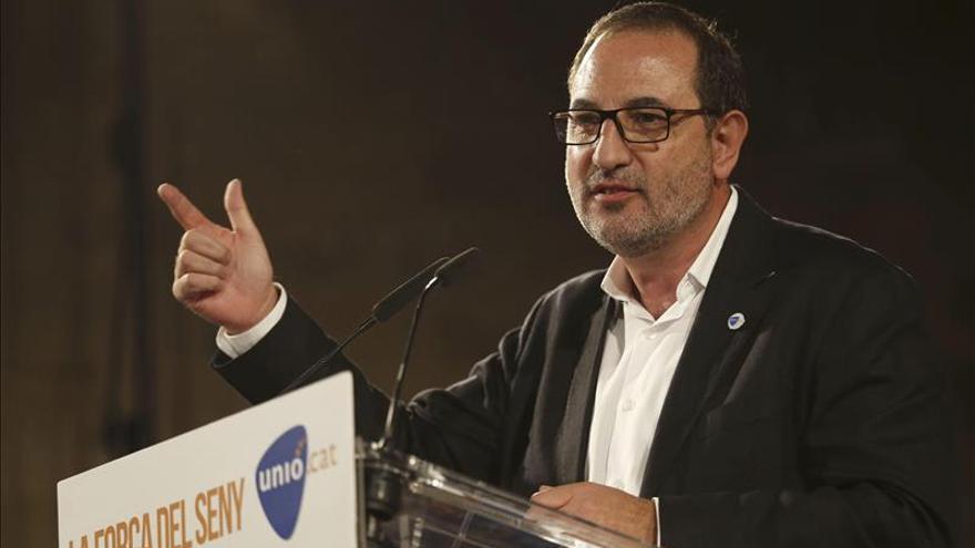 Unió pide blindar la nación, la lengua y la financiación de Cataluña en la Constitución