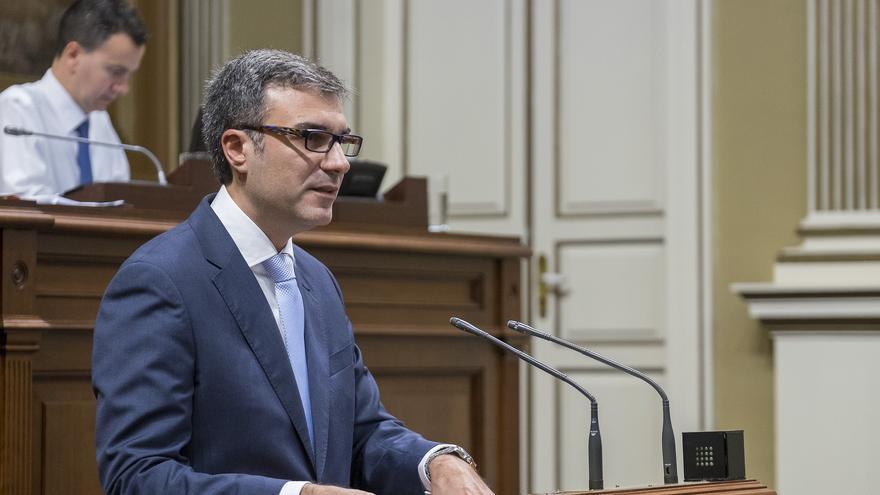 Zacarías Gómez, diputado del PP por La Palma en el Parlamento de Canarias.
