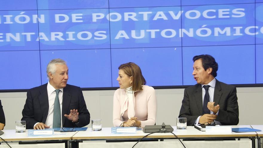Floriano y Arenas encabezan este sábado el comité de seguimiento del PP sobre los pactos en ayuntamientos