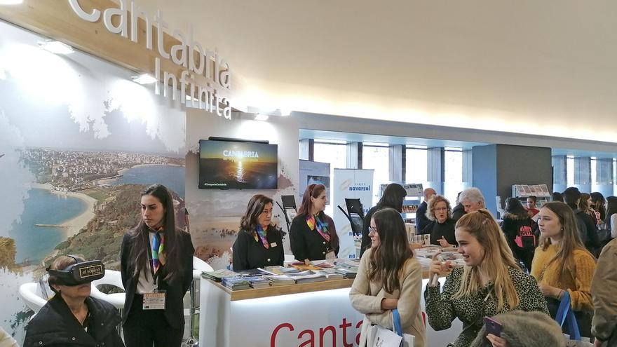 Cantabria busca en Navartur atraer viajeros de escapada y de fin de semana