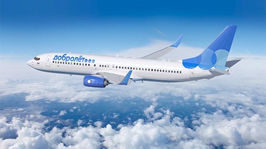 Una de las aerolíneas rusas que ha dejado de operar (www.dobrolet.com)