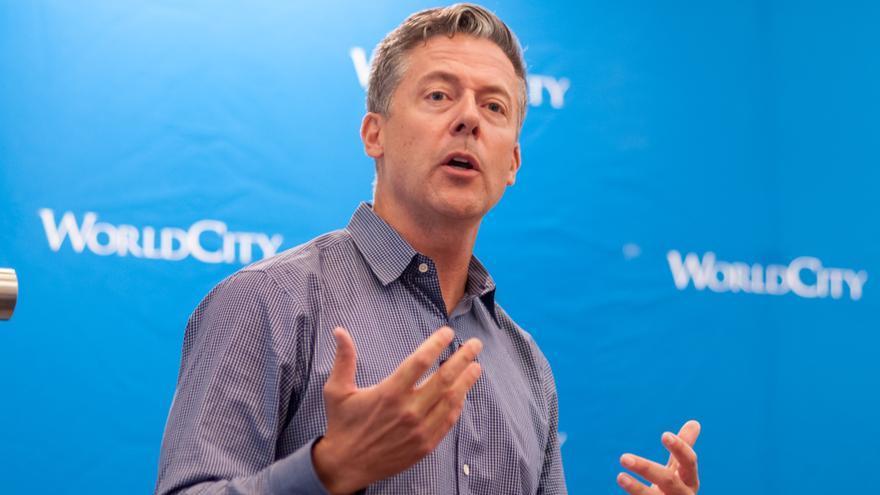 Steve Cadigan es el cofundador de ISDI