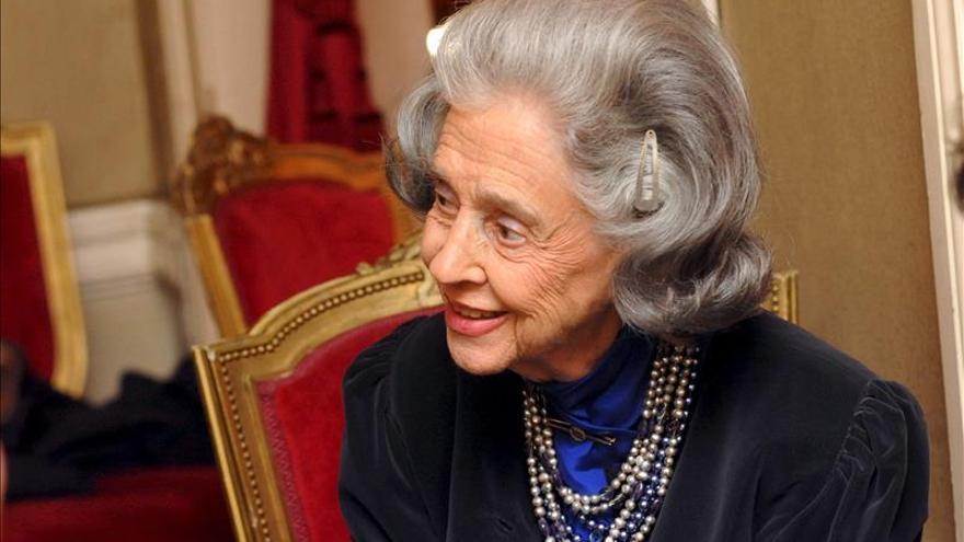 Un libro revela la supuesta simpatía de la reina Fabiola hacia el franquismo