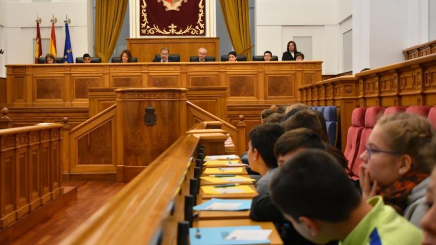 Pleno Aldeas Infantiles Castilla-La Mancha