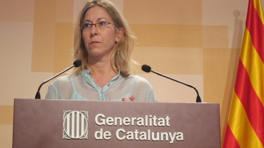 """La consellera de Bienestar Social pide un déficit """"justo"""" para Cataluña para garantizar las políticas sociales"""