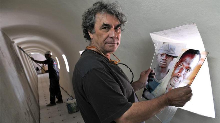 """El fotógrafo Ángel Marcos lleva a la Bienal de Venecia su """"Subversión Íntima"""""""