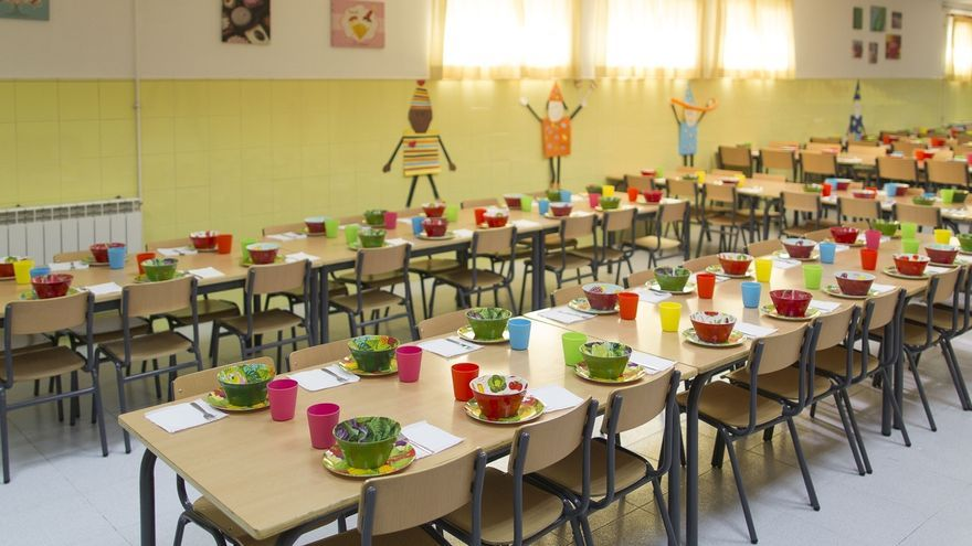 La Fiscal A Archiva El Caso De Los Comedores Escolares