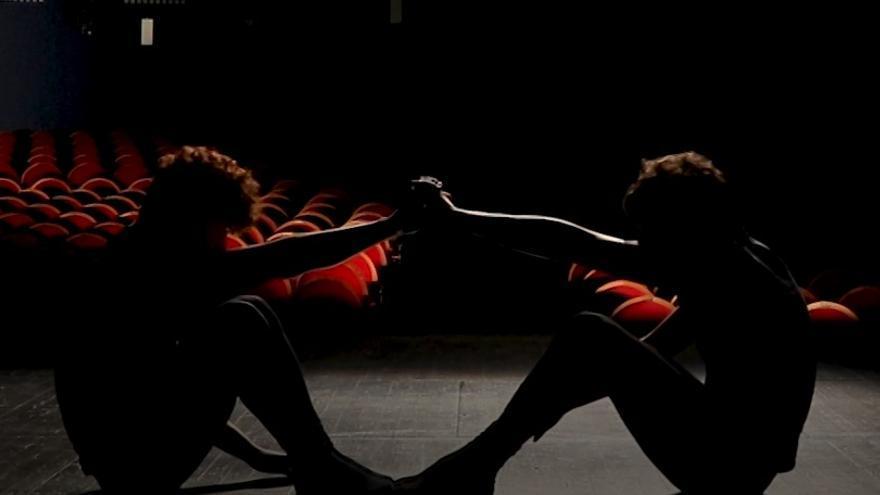 Unai y Esteban, en el vídeo grabado por CEAR.