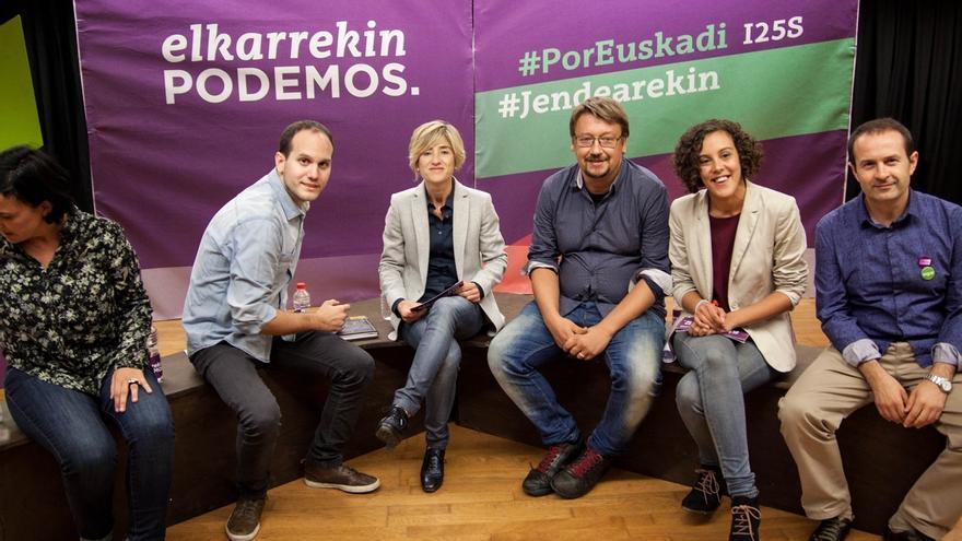 "Zabala: ""Necesitamos mayor autogobierno para garantizar que en Euskadi nadie se quede atrás"""