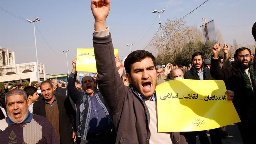 Elevan a 25 los muertos en las recientes protestas de Irán