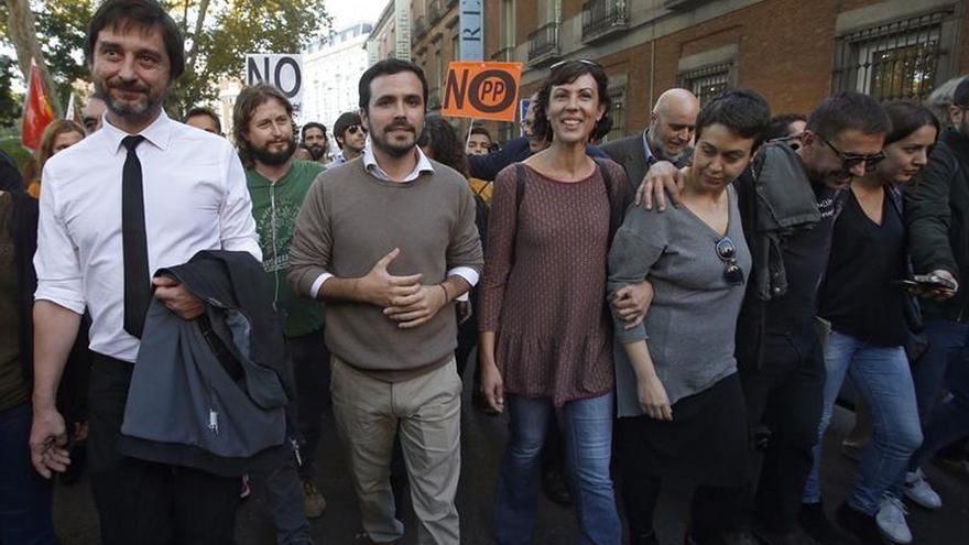 """Arranca la manifestación de """"Rodea el Congreso"""" con miles de personas"""