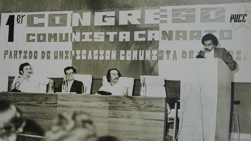 Primer Congreso del PUCC.