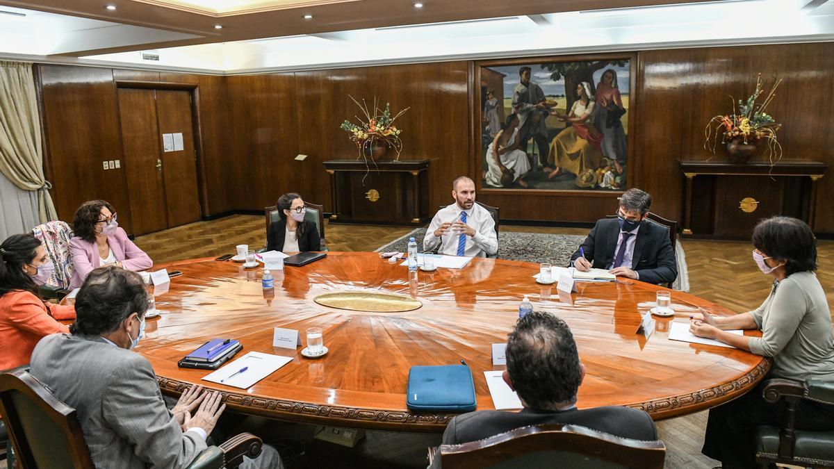 La ampliación del REPRO II, una de las medidas tomadas por el Gabinete Económico.