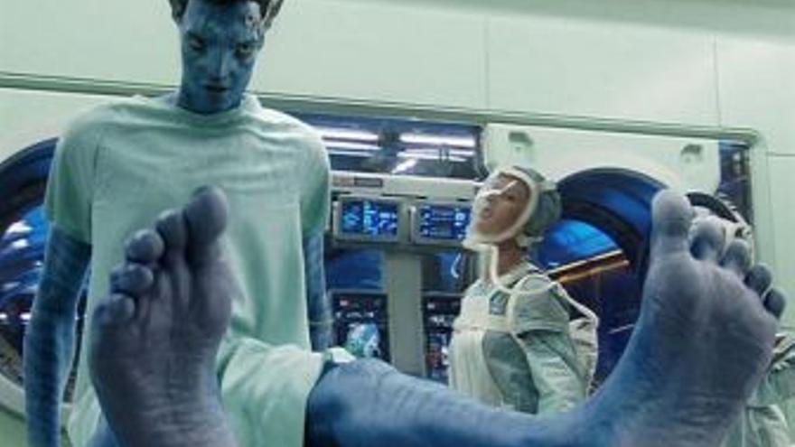 El protagonista de la saga 'Avatar'. (EUROPA PRESS)