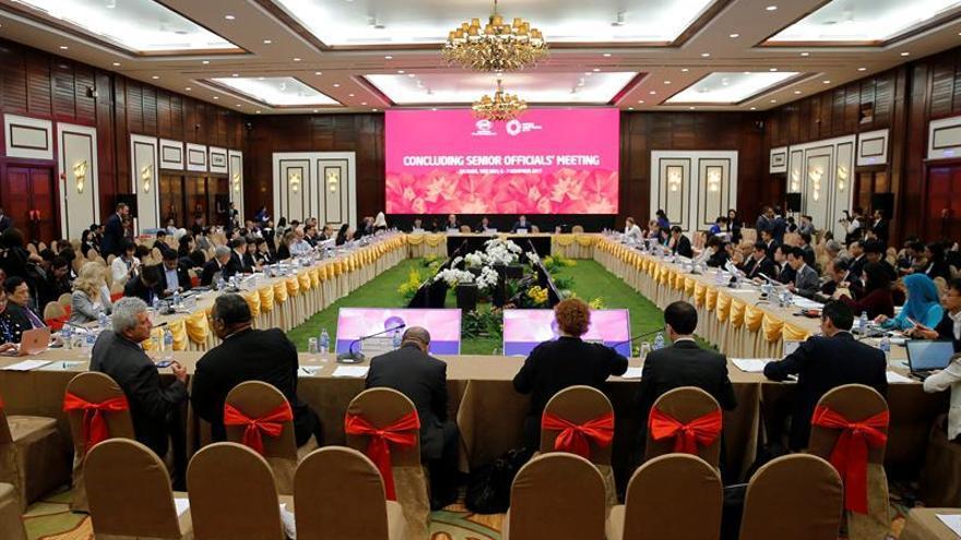 """El APEC busca ser """"más transparente"""" con los costes de la globalización"""