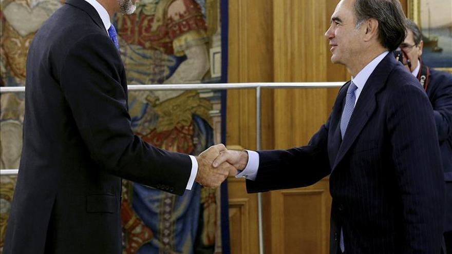 El rey recibe a las empresas españolas que asistirán a la cumbre de Veracruz