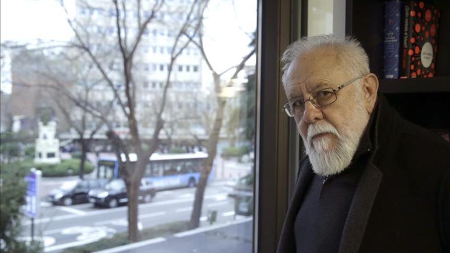 Mientras sueña con volver a hacer cine, Gonzalo Suárez estrena novela