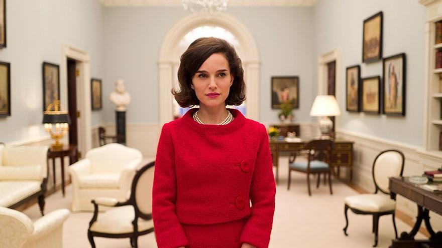 Fotograma del filme estadounidense 'Jackie'