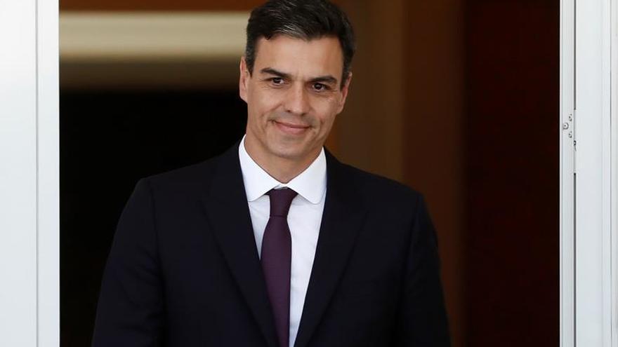 Sánchez felicita a los gallegos por el Día de Galicia
