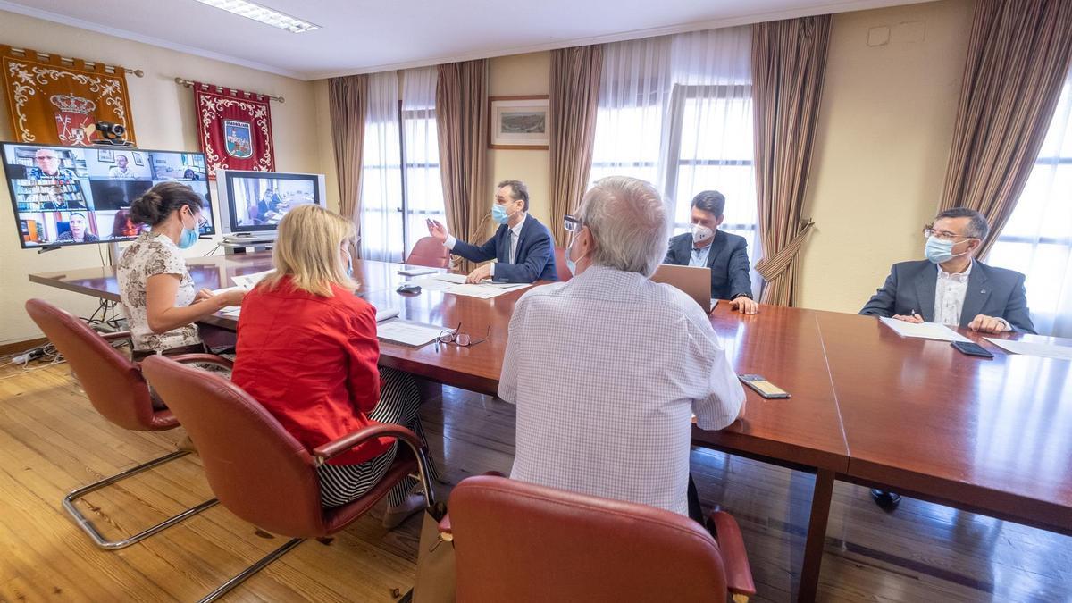 El delegado del Gobierno en Castilla-La Mancha detalla la nueva partida del Plan para Zonas Deprimidas