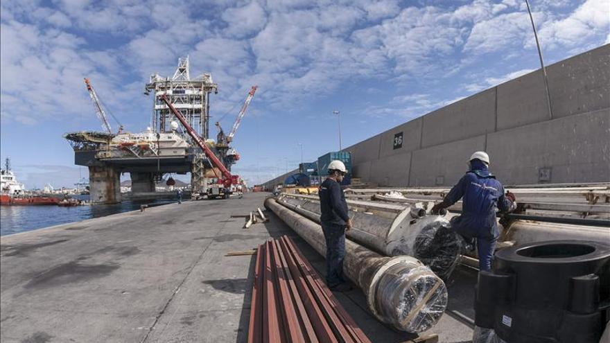 Los primeros sondeos de Marruecos, al norte de Canarias, no hallan petróleo
