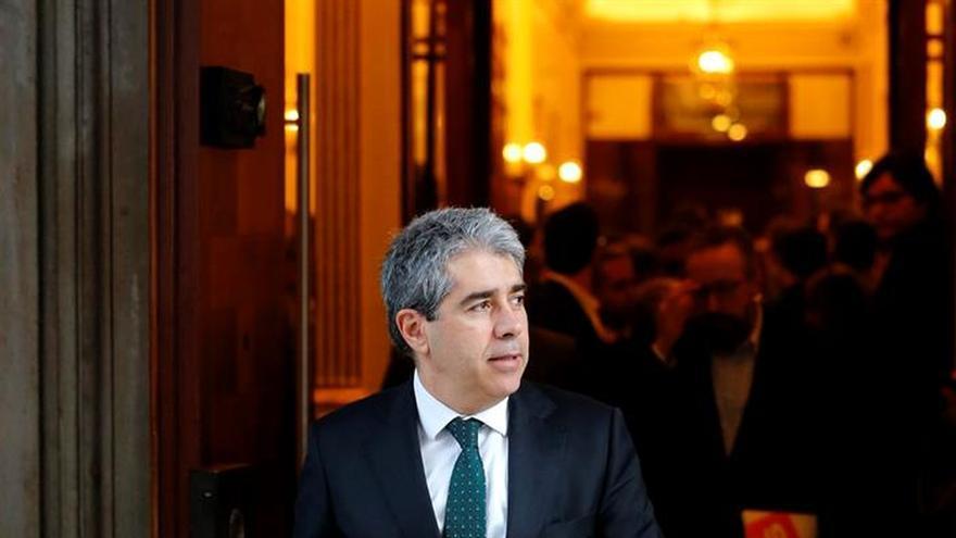 El TSJC aplaza al día 7 la declaración de Homs por la consulta del 9N