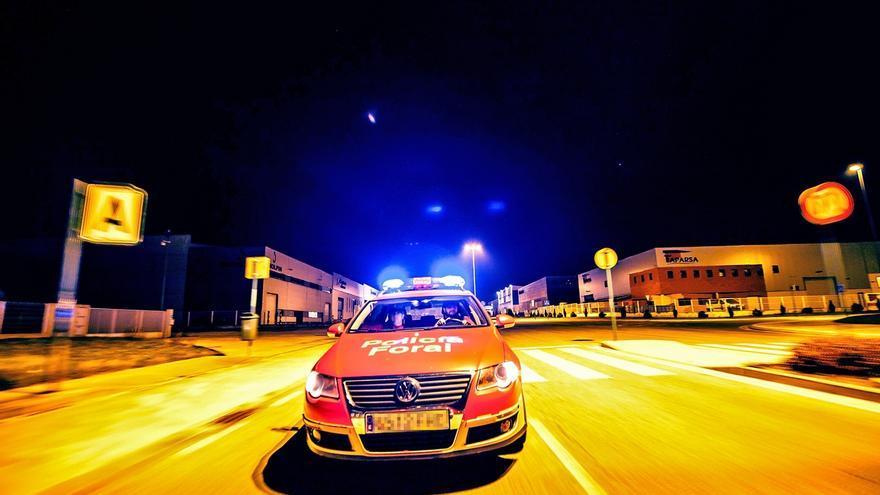 Un detenido por tráfico de drogas y otro investigado en Pamplona por delito contra la seguridad vial