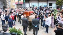 Córdoba se echa a las calles para despedir a Julio Anguita
