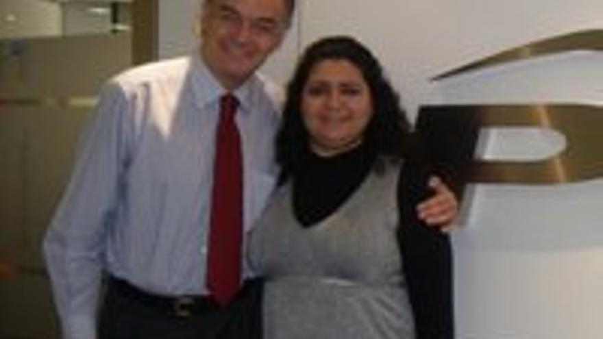 Damaris Ferraz, nueva jefa de prensa de la Delegación del Gobierno en Canarias.