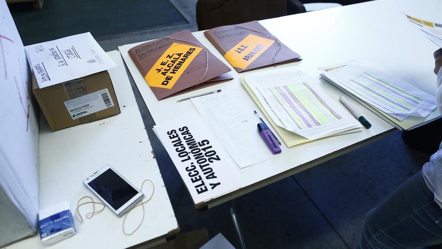 El escrutinio se acerca al 100% y el PP saca 454.000 votos al PSOE
