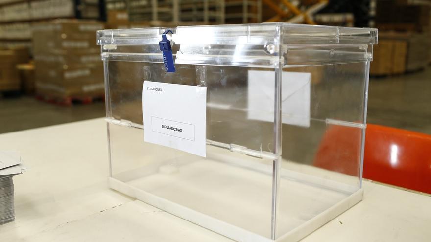 M s de 36 5 millones de espa oles est n llamados hoy a las for Oficina del censo electoral madrid