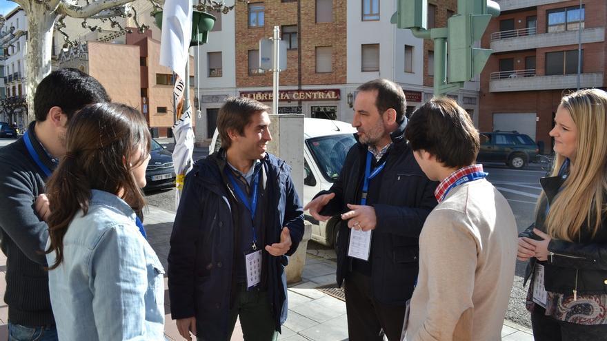 """Espadaler (UDC) avisa de que el diálogo es la """"única manera de avanzar"""" en el autogobierno de Cataluña"""