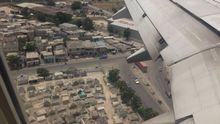 Galería: un canario en Ranquitte, Haití.