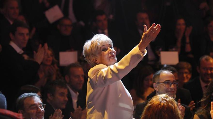 Concha Velasco será homenajeada en la XV Mostra de Teatre de l'Alfàs del Pi