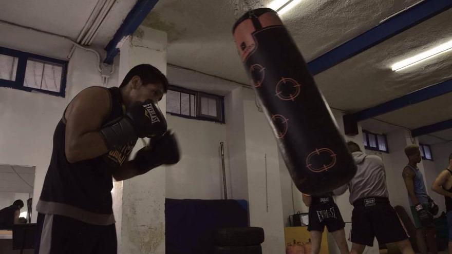 El proyecto Hortaleza Boxing Crew lleva nueve años en funcionamiento